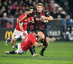Christchurch-International Rugby, Lions v Crusaders
