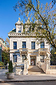 351 Riverside Drive NYC, Schinasi Mansion