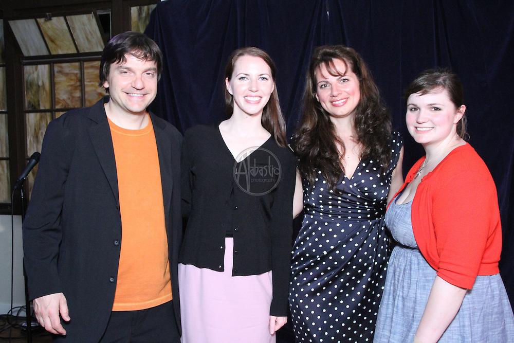 Seattle Opera BRAVO! Club Spring Fling 2013.