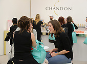Chandon at Glamour Beauty