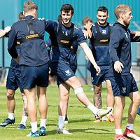 St Johnstone Training 09.08.18
