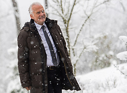 10.01.2019, Hotel Schlosspark, Mauerbach, AUT, Bundesregierung, Eintreffen der Regierungsmitglieder zur Regierungsklausur 2019, im Bild Justizminister Josef Moser (ÖVP) // Austrian Minister for Justice Josef Moser during convention of the Austrian government at Mauerbach in Lower Austria, Austria on 2019/01/10 EXPA Pictures © 2019, PhotoCredit: EXPA/ Michael Gruber