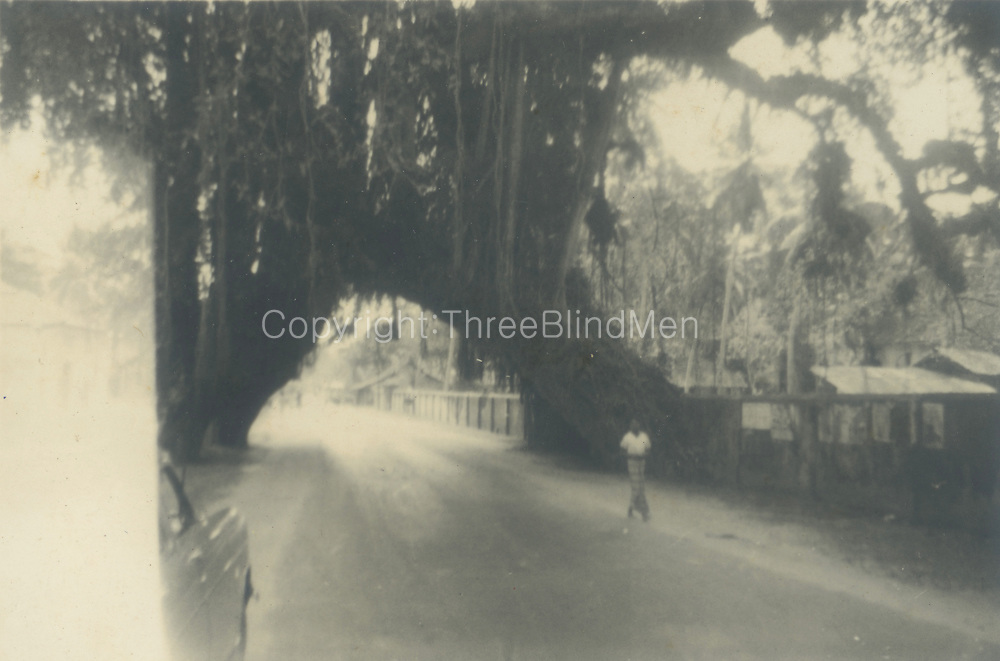 David Leask Collection.<br /> Galle Road, 1960's