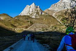 16-09-2017 FRA: BvdGF Tour du Mont Blanc day 7, Beaufort<br /> De laatste etappe waar we starten eindigen we ook weer na een prachtige route langs de Mt. Blanc / Team green