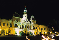 Formerly the grandest hotel in Saigon, The Hotel de Ville is now known as The People's Committee Building.