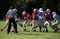 St Paul's School Football versus Holderness.    ©2017 Karen Bobotas Photographer