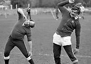 Ireland V England 1983 Practice