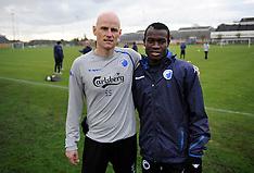 20101108 Nosa Igiebor træner med FC København