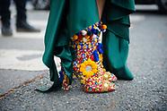 Paris Fashion Week S/S 2018