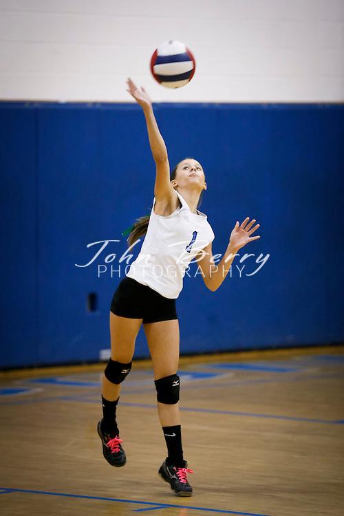 October/17/13:   MCHS JV Volleyball vs Clarke.