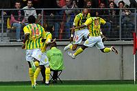 FOOTBALL - FRENCH CHAMPIONSHIP 2010/2011 - L2 - LEMANS FC v FC NANTES - 27/05/2011 - PHOTO GUY JEFFROY / DPPI - JOY NANTES