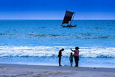 Paruthota Beach, Negombo, Sri Lanka