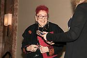 Gloria Orenstein, and Susan King, WCA National Board President, 2016-18
