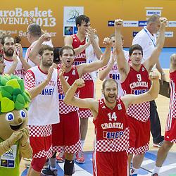 20130908: SLO, Basketball - Eurobasket 2013, Day 5 in Celje