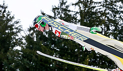 03.01.2015, Bergisel Schanze, Innsbruck, AUT, FIS Ski Sprung Weltcup, 63. Vierschanzentournee, Training, im Bild Robert Kranjec (SLO) // Robert Kranjec of Slovenia in action during practice Jump of 63 rd Four Hills Tournament of FIS Ski Jumping World Cup at the Bergisel Schanze, Innsbruck, Austria on 2015/01/03. EXPA Pictures © 2015, PhotoCredit: EXPA/ Peter Rinderer