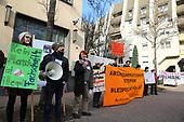 Demo gegen Abschiebung