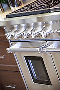 Stainless Steel Professional Gas Range Cooking Appliance