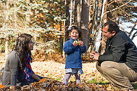 Buck family portrait session.  ©2015 Karen Bobotas Photographer