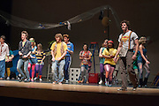 Rowan University performance of Godspell at Williamstwon High School on Saturday April 10, 2010. (photo / Mat Boyle)