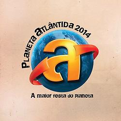 Planeta Atlântida 2014/SC, que acontece nos dias 17 e 18 de janeiro de 2014 no Sapiens Parque, em Florianópolis.