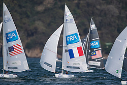 SMITH Dee, USA, 1 Person Keelboat, 2.4mR, Sailing, Voile, SEGUIN Damien, FRA, MATRIN Al Mustakim, MAS à Rio 2016 Paralympic Games, Brazil