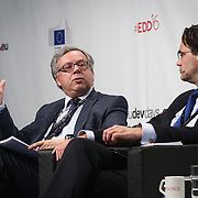 20160616 - Brussels , Belgium - 2016 June 16th - European Development Days - Sustainable health care for all by 2030 - Shared effort for a common goal - Martin Seychell , Deputy Director-General , Directorate-General Health and Food Safety - European Commission © European Union