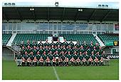 London Irish Squad photos. Season 2002-2003.
