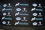 Fox Sports at Nasdaq (Photo by Ben Hider)