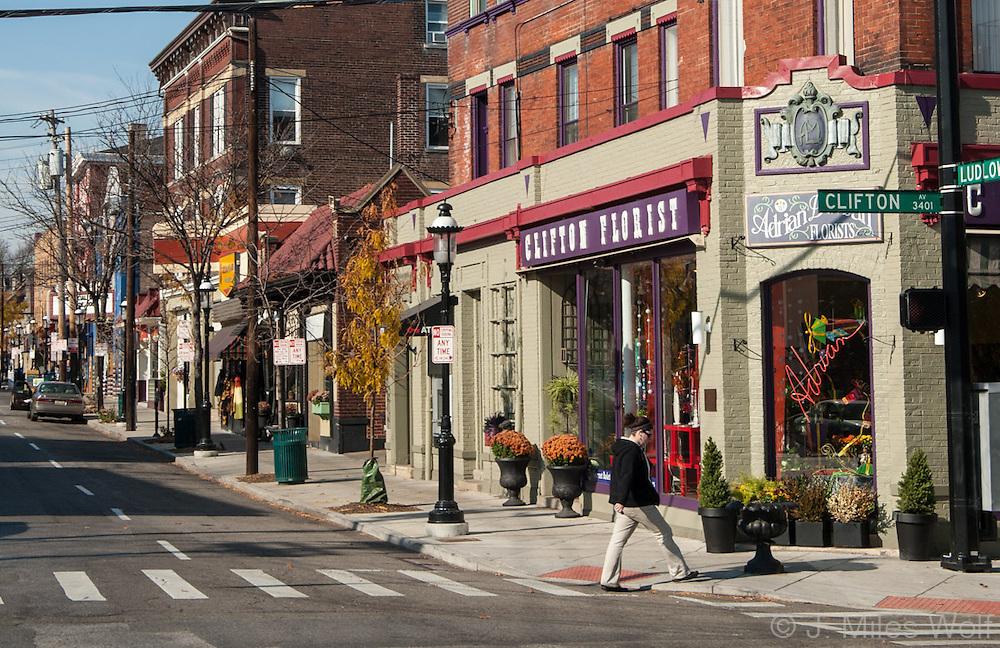 Clifton Cincinnati Ohio
