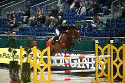 Krause, Nancy, Antallia<br /> Leipzig - Partner Pferd 2015<br /> www.sportfotos-lafrentz.de