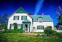 Green Gables House, Cavendish, Prince Edward Island, Canada