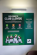 Welcome to Club Lloyds banking advert, UK