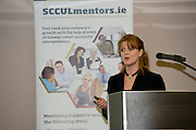 Kerrie Dorman Business Mentor   at a Mentor evening for SCCUL Mentor at the Clayton Hotel Galway. Photo:Andrew Downes