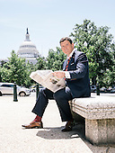 Bret Baier for Men's Journal