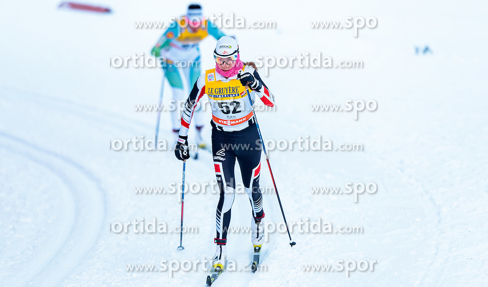 27.11.2016, Nordic Arena, Ruka, FIN, FIS Weltcup Langlauf, Nordic Opening, Kuusamo, Damen, im Bild Teresa Stadlober (AUT) // Teresa Stadlober of Austria during the Ladies FIS Cross Country World Cup of the Nordic Opening at the Nordic Arena in Ruka, Finland on 2016/11/27. EXPA Pictures © 2016, PhotoCredit: EXPA/ JFK