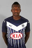 Abdou TRAORE - 20.09.2015 - Portrait Officiel Bordeaux<br /> Photo : Dominique Le Lan / Bordeaux / Icon Sport
