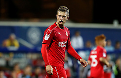 Luke Norris of Swindon Town - Mandatory by-line: Robbie Stephenson/JMP - 10/08/2016 - FOOTBALL - Loftus Road - London, England - Queens Park Rangers v Swindon Town - EFL League Cup