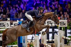 Balsinger Bryan, SUI, Twentytwo Des Biches<br /> Jumping Mechelen 2019<br /> © Hippo Foto - Dirk Caremans<br />  28/12/2019