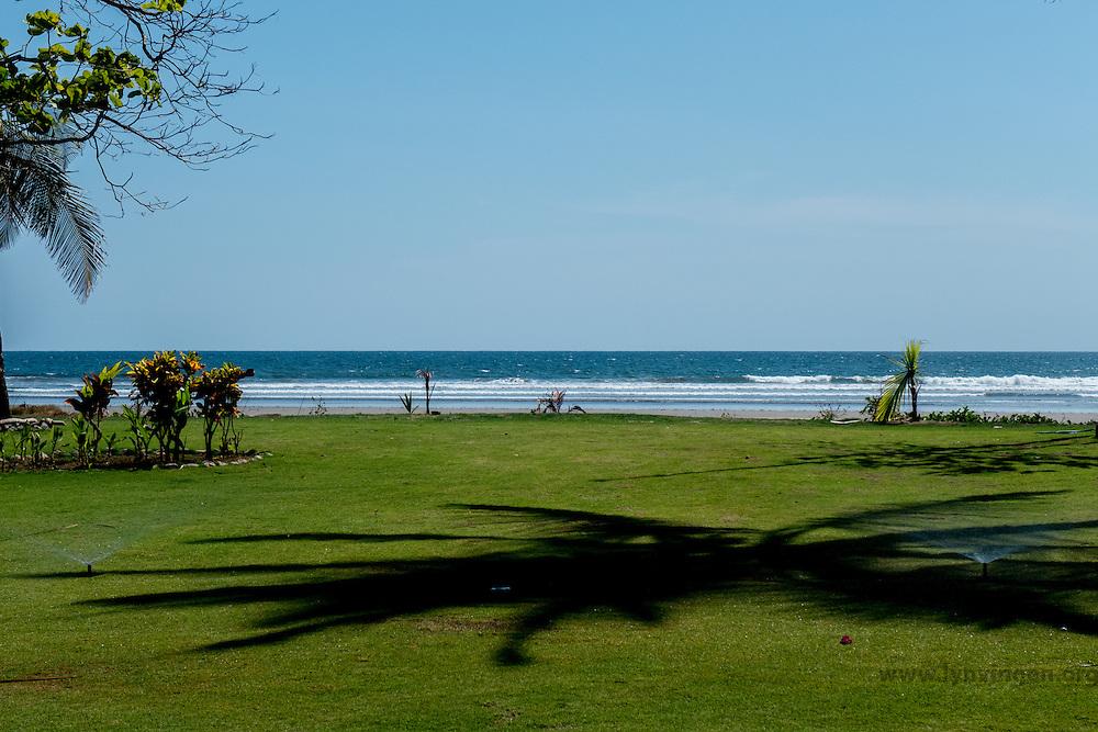 Beach life in Cost Rica