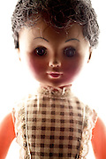 black female doll