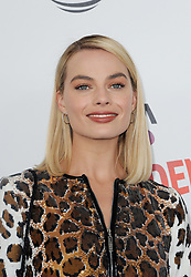 Margot Robbie at the 2018 Film Independent Spirit Awards held at Santa Monica Beach, USA on March 3, 2018.