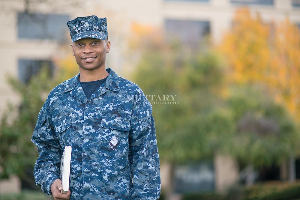 Military Stock Photograph