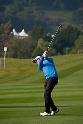03.06.2010, Celtic Manor Resort and Golf Club, Newport, ENG, The Celtic Manor Wales Open 2010, im Bild Mikko Ilonen (FIN) playing a shot. EXPA Pictures © 2010, PhotoCredit: EXPA/ M. Gunn / SPORTIDA PHOTO AGENCY