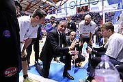 DESCRIZIONE : Brindisi  Lega A 2015-16 Enel Brindisi Pasta Reggia Juve Caserta<br /> GIOCATORE : Sandro Dell'Agnello<br /> CATEGORIA : Allenatore Coach Time Out Mani<br /> SQUADRA : Pasta Reggia Juve Caserta<br /> EVENTO : Enel Brindisi Pasta Reggia Juve Caserta<br /> GARA :Enel Brindisi  Pasta Reggia Juve Caserta<br /> DATA : 24/04/2016<br /> SPORT : Pallacanestro<br /> AUTORE : Agenzia Ciamillo-Castoria/M.Longo<br /> Galleria : Lega Basket A 2015-2016<br /> Fotonotizia : <br /> Predefinita :