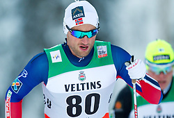 30.11.2014, Nordic Arena, Ruka, FIN, FIS Weltcup Langlauf, Kuusamo, 15 km Herren, im Bild Petter Northug (NOR) // Petter Northug of Norway during Mens 15 km Cross Country Race of FIS Nordic Combined World Cup at the Nordic Arena in Ruka, Finland on 2014/11/30. EXPA Pictures © 2014, PhotoCredit: EXPA/ JFK