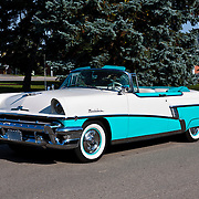 1956 Mercury Montclair convertible