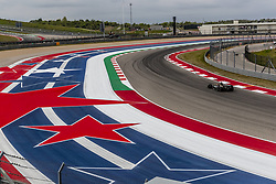 March 23, 2019 - Austin, Texas, U.S. - JAMES HINCHCLIFFE (5) of Canada goes through the turns during practice for the INDYCAR Classic at Circuit Of The Americas in Austin, Texas. (Credit Image: © Walter G Arce Sr Asp Inc/ASP)