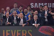 Panagiotis Angelopoulos Presidente Olympiakos Piraeus Basket<br /> Fenerbahce Istanbul - Olympiakos Piraeus<br /> Euroleague Final Four 2017<br /> Finale 1 - 2 Posto<br /> Euroleague 2016/2017<br /> Istanbul, 21/05/2017<br /> Foto M.Ceretti / Ciamillo - Castoria