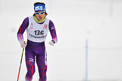 SATO Keiichi, JPN at the 2014 IPC Nordic Skiing World Cup Finals - Middle Distance