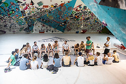 Meeting after Training competition of Slovenian National Climbing team before new season, on June 30, 2020 in Koper / Capodistria, Slovenia. Photo by Vid Ponikvar / Sportida